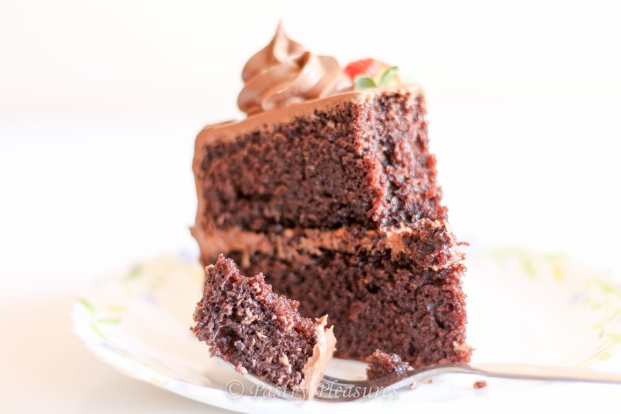Chocolate Fudge Goodness