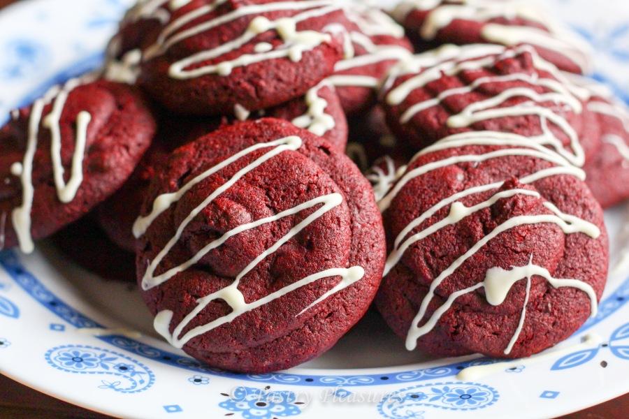 Red Velvet Cookies