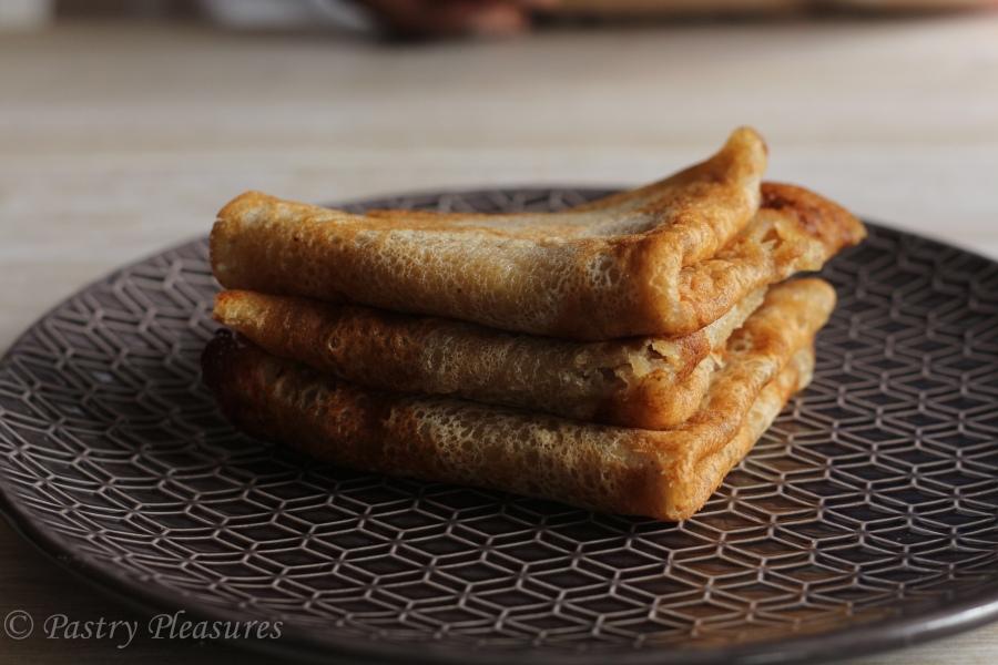 Cinnamon Soy Pancakes